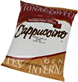 General Foods International Coffees French Vanilla Cream Cappuccino Mix, 32-Ounce Packages (Pack of 6)