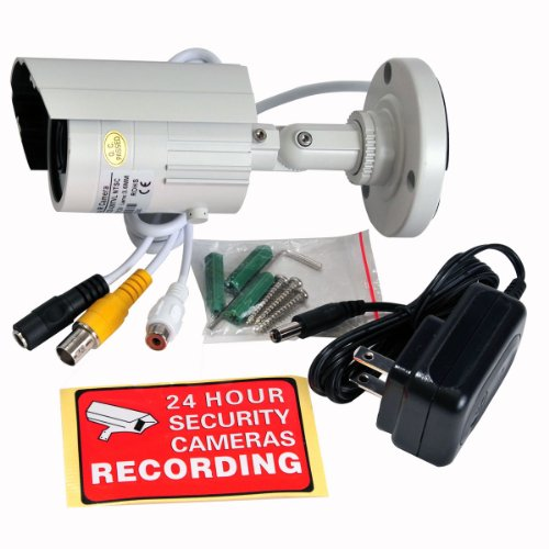 how to know whether cctv camera is on or off