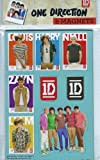 I Love One Direction Signed Magnet Set! Niall Horan Harry Styles Louis Tomlinson Zayn Malik