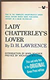 Lady Chatterleys Lover an Evergreen Black Cat Book