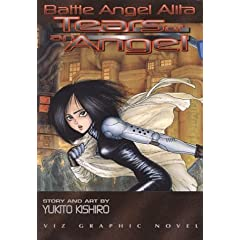 Battle Angel Alita,  Vol. 2: Tears of an Angel (Viz Graphic Novel) by Yukito Kishiro