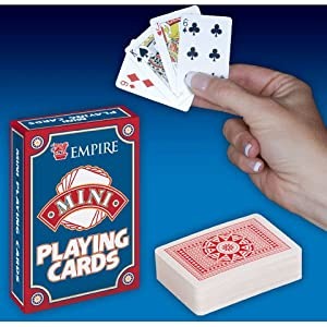 Mini Playing Cards [Toy]