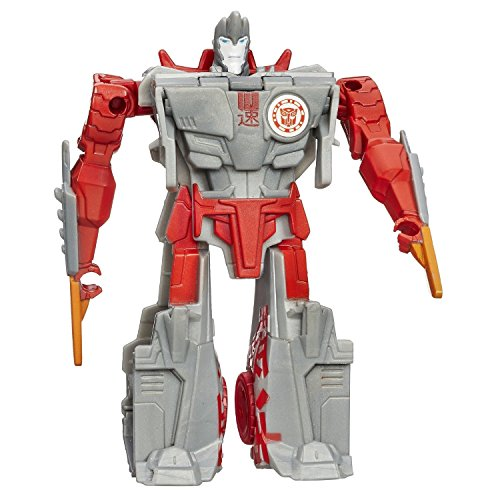 Transformers Robots in Disguise 1-Step Changers Ninja Blade Sideswipe Figure
