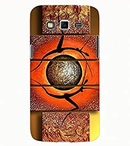 ColourCraft Abstract Image Design Back Case Cover for SAMSUNG GALAXY GRAND 2 G7102 / G7106