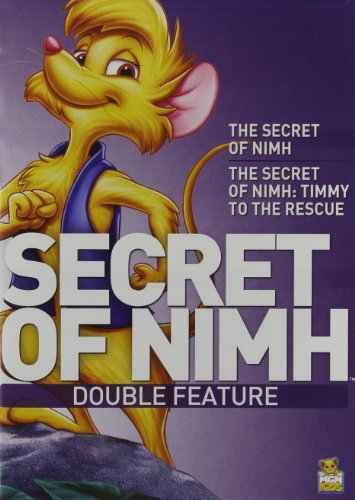 DVD : Secret of Nimh & Secret of Nimh: Timmy to Rescue (DVD)