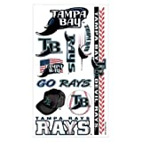 MLB Tampa Bay Rays Temporary Tattoos at Amazon.com