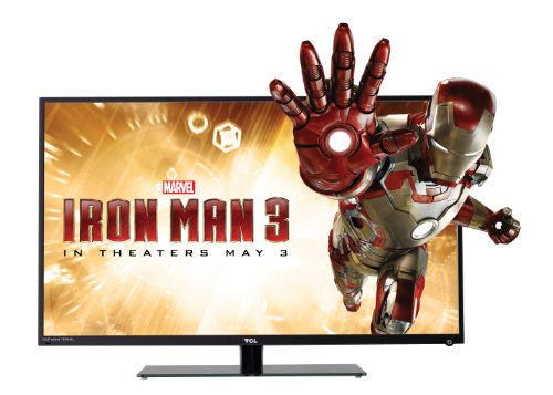 51KTIm2kmlL 46 inch  TCL LE46FHDE5300 46 Inch 1080p Slim LED HDTV with 2 Year Limited Warranty (Black)