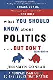 img - for What You Should Know About Politics . . . But Don't: A Non-Partisan Guide to the Issues That Matter book / textbook / text book