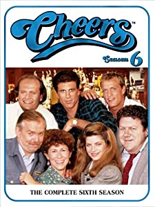 Cheers: The Complete Sixth Season from Paramount