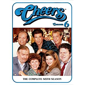 Cheers: The Complete Sixth Season movie