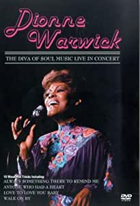Dionne Warwick: The Diva Of Soul Music - Live In Concert [DVD]