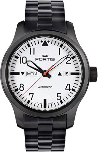 Fortis B-42 Nocturnal 655.18.12.M Reloj Automático para hombres Legibilidad Excelente