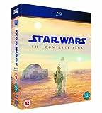 Star Wars: The Complete Saga [Blu-ray] [1977] [2011] [Region Free]