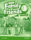 Family and Friends 3 : Workbook