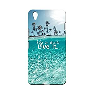 BLUEDIO Designer Printed Back case cover for Oneplus X / 1+X - G3565