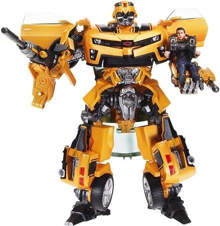 Transformers Movie RA-21 Bumblebee & Sam Witwicky