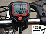 New Cycling Bike Bicycle Cycle Computer Odometer Speedometer Waterproof Uncategorized