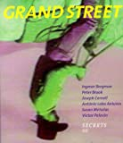 Grand Street 66: Secrets (Fall 1998) (1885490178) by Brook, Peter