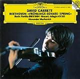 Beethoven: Violin Sonata No.5; Bach: Partita No.2; Mozart: Adagio