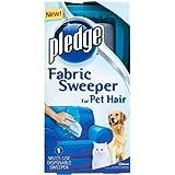 Johnson S C Inc 70126 Pledge Fabric Sweeper For Pet Hair