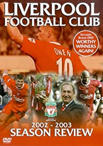 Liverpool Fc - Season Review 2002 - 2003 Dvd by Granada