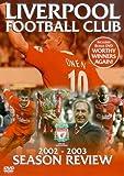 Liverpool Fc – Season Review 2002 – 2003 [DVD]