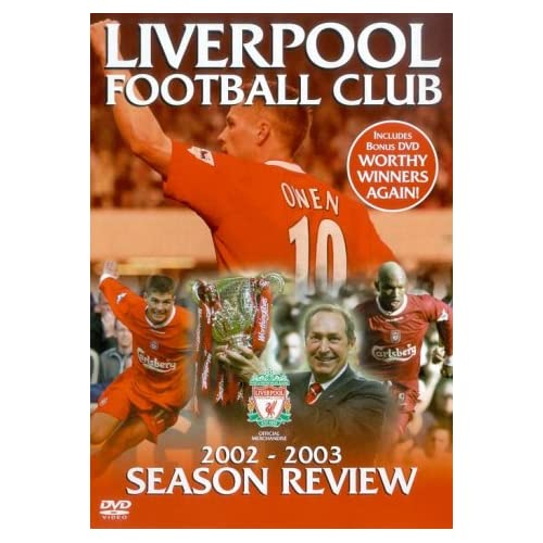 Liverpool Season Review 2002 2003 (2003) [DVDRip (Xvid)] preview 0