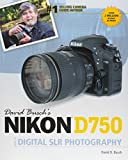 img - for David Busch's Nikon D750 Guide to Digital SLR Photography book / textbook / text book