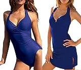 Shape Slimming Push up One-piece Monokini