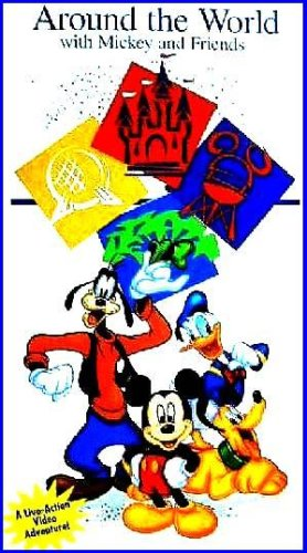 Around the World With Mickey and Friends (Disney World Rides compare prices)