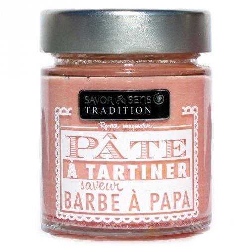 Pâte à tartiner saveur Barbe à Papa - 150g