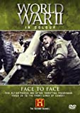 echange, troc World War II In Colour - Face To Face [Import anglais]