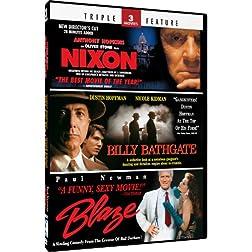 Billy Bathgate & Blaze + Nixon - Triple Feature