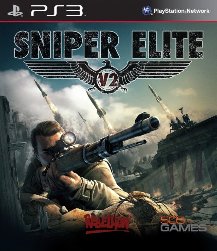 Games Sniper Elite V2 Silver Star Edition  Playstation 3