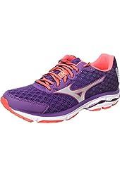Mizuno Women's WAVE RIDER 18 Running Shoes