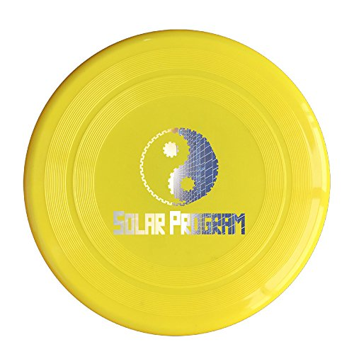 Discovery Wild China's Gossip Yin And Yang Plastic Sportdisc Flying Disc - Frisbee Like Toy For Outdoor Game Play -