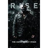 バットマン ダークナイト ライジング BATMAN THE DARK KNIGHT RISES Bane Rise ポスター (120713)