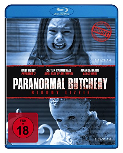 Paranormal Butchery - Bloody Lizzie [Blu-ray]