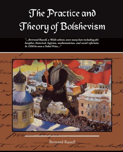 The Practice and Theory of Bolshevism (Bertrand Russell Power compare prices)