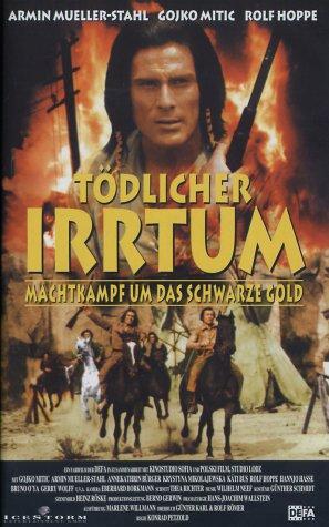 Tödlicher Irrtum - Machtkampf um das schwarze Gold [VHS]