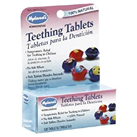Teething Tabs