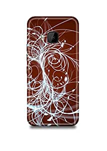 Abstract HTC M9 Case