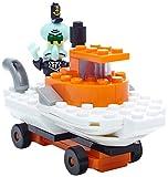 Mega Bloks SpongeBob Squarepants Squidward Racer Building Kit
