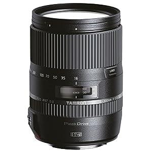 TAMRON 高倍率ズームレンズ 16-300mm F3.5-6.3 DiII VC PZD MACRO ニコン用 APS-C専用 B016N