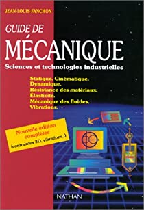 Guide de m�canique par Fanchon