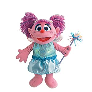 "Sesame Street Hand Puppet - Abby Cadabby (full body) 12.5"" by Gund 21020 from Enesco"