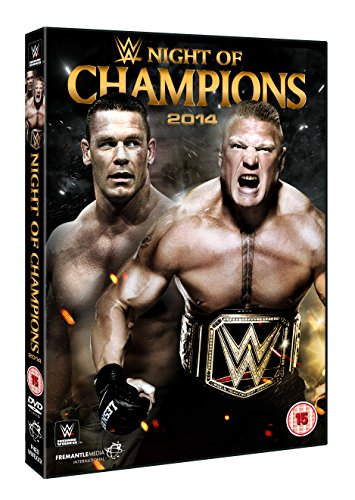 WWE: Night Of Champions 2014 [DVD]