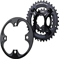 SRAM X.0 GXP Spider and 10sp 24-38-Guard