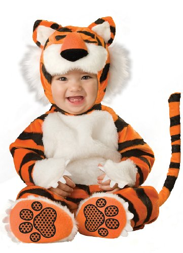 Tiny Tiger Costume - Infant Large