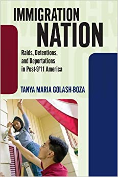 Immigration Nation - book cover